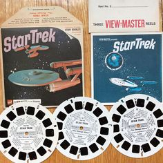 View-Master Reels Star Trek Omega Glory Original Package from 1968 GAF ViewMaster Reels Science Fiction TV Show Scarce Hard to Find Childhood Toys, Childhood Memories, Science Fiction Tv Shows, Star View, View Master, Scary Monsters, Planet Of The Apes, Old Toys, Hard To Find