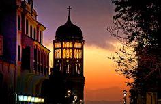 La Serena, al norte de Chile