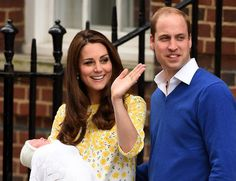 Here Are The First Pictures Of The New Royal Baby - BuzzFeed News