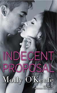 Indecent Proposal by Molly OKeefe as featured on Leah Braemel's Pay It Forward Friday blog