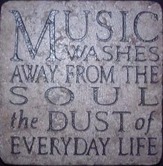 The right music can change your life.