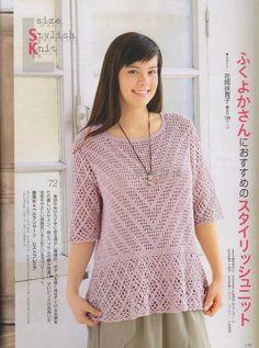 ISSUU - Crochet and Knitting, spring & summer '14 de vlinderieke