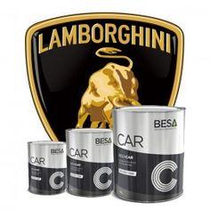 Peinture Lamborghini