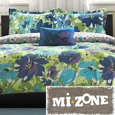 Mi Zone Anna 4-piece Comforter Set | Overstock.com Shopping - The Best Deals on Teen Comforter Sets