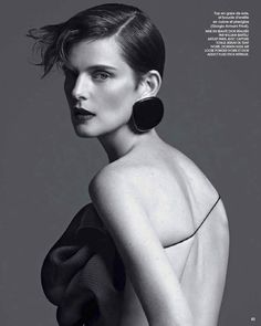 ☆ Stella Tennant | Photography by Tiziano Magni | For Marie Claire Magazine France | April 2015 ☆ #Stella_Tennant #Tiziano_Magni #Marie_Claire #2015