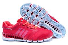 Adidas Climacool Aerate V5 Mørkrød Hvid Dame