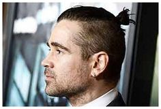 If it's good enough for actors Colin Farrell and Chris Hemsworth, how about you? Man Bun Undercut, Man Bun Hairstyles, Colin Farrell, Chris Hemsworth, Perfect Man, Cosmopolitan, The Man, Actors, Celebrities