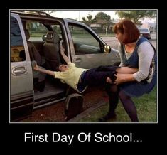 22 Of The Funniest Back To School Pictures