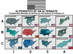 - 12 Americas by Mobiyuz on DeviantArt Central America, South America, Egyptian Tattoo Sleeve, Imaginary Maps, Golden Circle, Fantasy Map, Alternate History, Fantasy Setting, Cartography