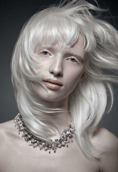 Angelic Russian model, Nastya (Kiki) Zhidkova.  This is her first photograph, titled Kumarov.