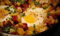 Country Breakfast Skillet - HowToInstructions.Us