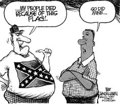 Confederate Flag Racism | Racist_flag