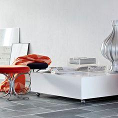 Tavolino da caffè Panton - design Verner Panton - Verpan