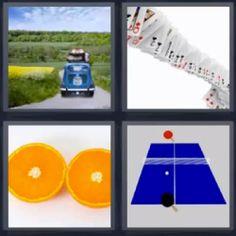 Soluciones 4 Fotos 1 Palabra Nivel 286-300 - Soluciones 4