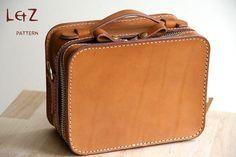 bag patterns sling bag patterns PDF BXL-01 LZpattern design leathercraft patterns leather craft leather art | Ananasa