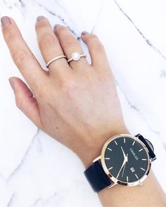 The Original Collection combines a minimalistic and elegant design made for everyday use but will never fail to impress in a formal setting. With the clean lines of our signature watch, combined with