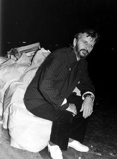 Ringo Starr  by olebrat, via Flickr