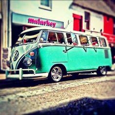 #Vintage #VW #Camper #Van   Flickr - Photo Sharing!