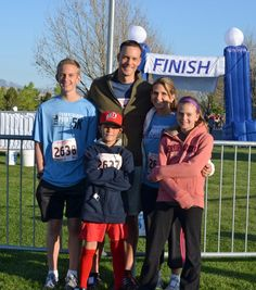 10 Tips to Running races with kids. *My favorite is extra tip #11 to run for a good cause...that makes the entry fee more bearable. :)
