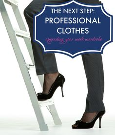 How to Upgrade Your Work Wardrobe | Corporette