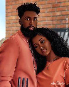 10 French Braids Ponytail For Black Ideas Black Couple Art, Black Love Couples, Black Girl Art, Black Women Art, Black Girl Magic, Art Girl, Cute Couples, Black Love Artwork, Black Art Pictures