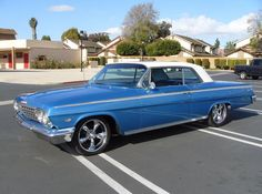 1962 Chevy Impala ★。☆。JpM ENTERTAINMENT ☆。★。