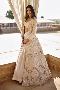 Indian Fashion — Alchemy by Anita Dongre| SS Couture 2017