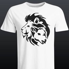 Check out this item in my Etsy shop https://www.etsy.com/listing/470787245/lion-lamb-t-shirt