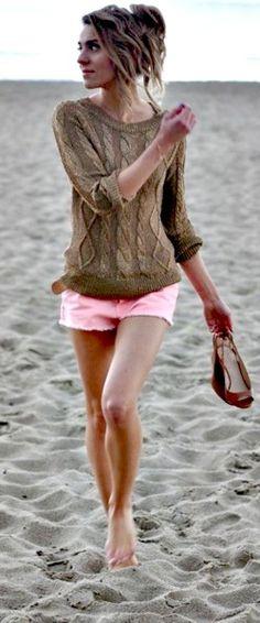 <3 malhinha na praia