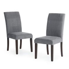 Palazzo Dining Chairs - Set of 2