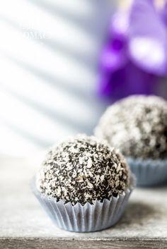 Makové kuličky   Hodně domácí Muffin, Food And Drink, Cookies, Breakfast, Christmas, Recipes, Balls, Fitness, Diet