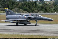 Colombian Air Force -  Israel Aircraft Industries Kfir TC12