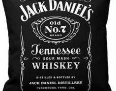 Capa Almofada Jack Daniel`S Classica 007