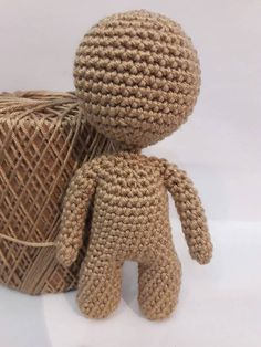 patrón amigurumi doll, patrón muñeca amigurumi, muñeca crochet patrón de naimacrochethandmade en Etsy