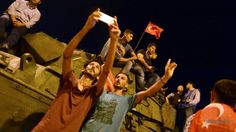 Turkey regains control after deadly anti-Erdogan coup bid - Channel NewsAsia
