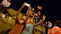Turkey regains control after deadly anti-Erdogan coup bid - Channel NewsAsia