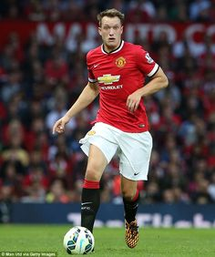 Phil Jones of Man Utd in Manchester United Images, Manchester England, Manchester United Football, Phil Jones, Old Trafford, Fa Cup, Man United, One Team, Manchester United