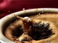 Un delicioso café para empezar la mañana... ¡Feliz martes!