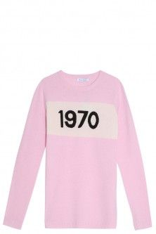 1970 sweater by BELLA FREUD. Available in-store and on Boutique1.com