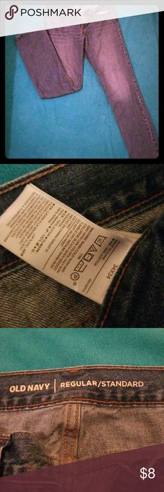 Men's Old Navy jeans Means old Navy Jeans, great condition, regular 34/34 Old Navy Jeans