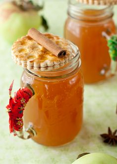 Spiced Apple Cider - Have a Sweet Weekend! at Cooking Melangery