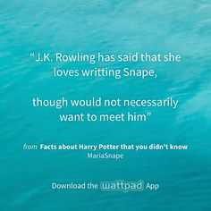 """I'm reading """"Facts about Harry Potter that you didn't know"""" on #Wattpad. http://w.tt/1xdmxIL #shortstory #quote"""