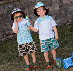 Moose Mouse Creations Spring Break in Florida Outfits