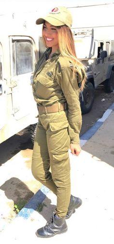IDF - Israel Defense Forces - Women__pilot Program)___