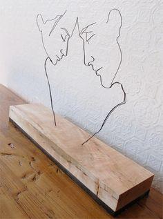 Wire sculpture!!!