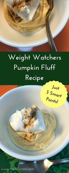 Weight Watchers Pumpkin Fluff Recipe #weightwatchers #recipe #foodie Weight Watchers Pumpkin Fluff Recipe, Weight Watchers Desserts, Weight Watchers Dip Recipe, Weight Loss Snacks, Weight Watchers Smart Points, Pumpkin Foods, Pumpkin Pumpkin, Pumpkin Dessert, Pumpkin Recipes
