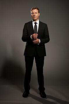 Chris Vance as Frank Martin in Transporter: The Series - Promo.