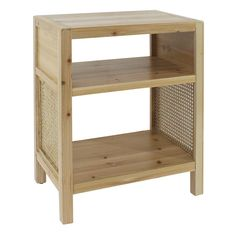 The Berkeley Cane-Side Table brings your room to life. Visit your local At Home store to purchase and find more affordable Furniture. Side Tables Bedroom, Flat Shapes, Affordable Furniture, At Home Store, Home Decor Bedroom, Bedroom Ideas, Diy Table, Wood Design, Wood Furniture