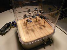 Freeform circuit audio amplifier