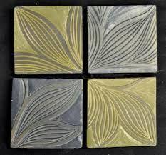 Image result for how to make handmade ceramic tiles